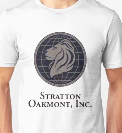 Wolf of Wall Street - Stratton Oakmont Inc Unisex T-Shirt