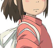 Chihiro by icedbobaa