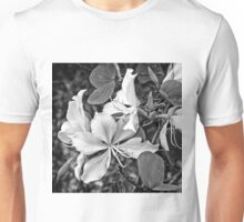 Exquisite beauty of a Butterfly tree flower Unisex T-Shirt
