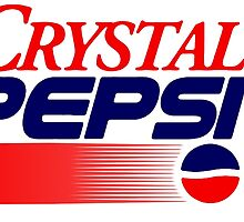 Crystal Pepsi by criangulien