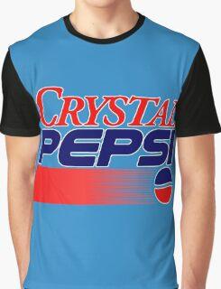 Crystal Pepsi Graphic T-Shirt