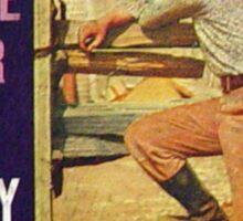Elvis Presley Love Me Tender  EP cover Sticker