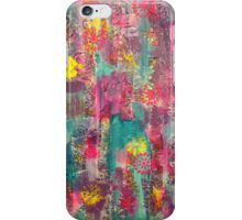 "The Warhol ""Flowers"" Reimagination iPhone Case/Skin"
