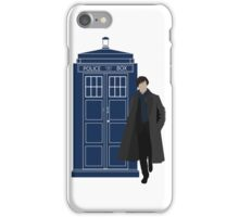 Dr. Who / Sherlock iPhone Case/Skin
