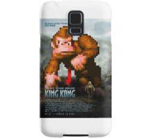 King Donkey Kong Samsung Galaxy Case/Skin