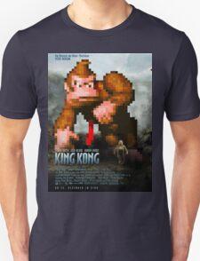 King Donkey Kong Unisex T-Shirt