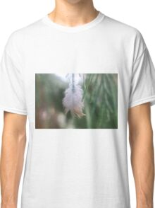 Feathery Joy Classic T-Shirt