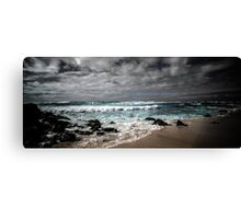 Dark Tide Canvas Print