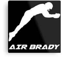 Air Brady - Classic Metal Print