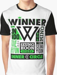 WINNER Collage Graphic T-Shirt