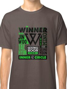 WINNER Collage Classic T-Shirt