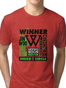WINNER Collage Tri-blend T-Shirt