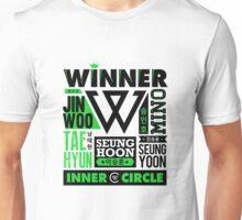 WINNER Collage Unisex T-Shirt