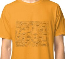 The Mighty Land of Vanth Classic T-Shirt