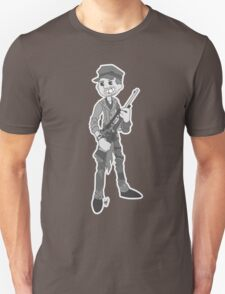 Vintage cartoon MacCready Unisex T-Shirt