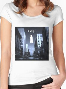 LOS ANGELES PeG. Women's Fitted Scoop T-Shirt