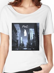 LOS ANGELES PeG. Women's Relaxed Fit T-Shirt