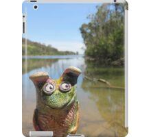 Swamp Monster iPad Case/Skin