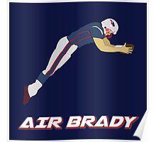 Air Brady - Color Poster
