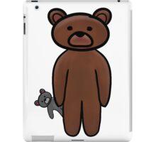 Teddy's Teddy iPad Case/Skin