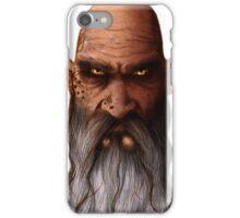 Hombre BARBAS iPhone Case/Skin