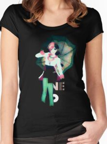 RWBY-Neo Women's Fitted Scoop T-Shirt