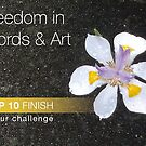 Freedom in Words & Art by Plum