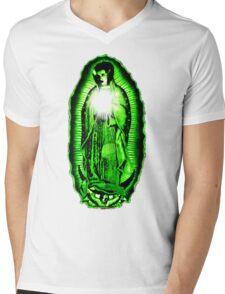 Virgin Bride Mens V-Neck T-Shirt