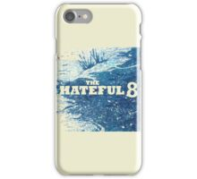 the hateful eight iPhone Case/Skin