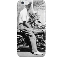 BSA Motorcycle iPhone Case/Skin