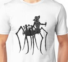 Black Widow at a Funeral Unisex T-Shirt