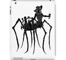Black Widow at a Funeral iPad Case/Skin