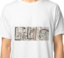 Uresia - Cartographic Stacks Classic T-Shirt