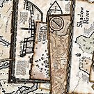 Uresia - Cartographic Stacks by S. Ross