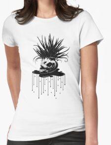 Piranha Plant Womens Fitted T-Shirt