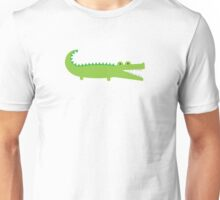 Green Alligator Unisex T-Shirt