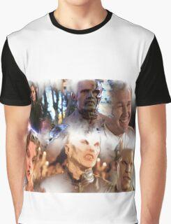 Buffy - Season 1-6 Big Bads Graphic T-Shirt