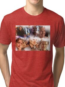Buffy - Season 1-6 Big Bads Tri-blend T-Shirt