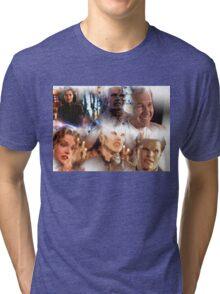 Buffy - Season 1-6 Big Bads Tri-blend T-Shirt