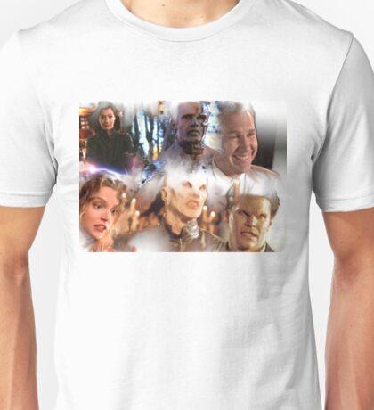 Buffy - Season 1-6 Big Bads Unisex T-Shirt