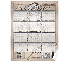 Mizgot 2016 Poster Calendar Poster