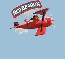 The Red Bearon Unisex T-Shirt
