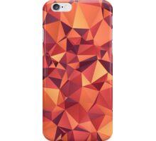 Warm Geo crystals iPhone Case/Skin