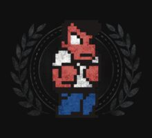 River City Ransom - Sprite Badge by garudoh