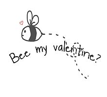 Bee My Valentine? by mulberries