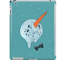 Summer Snowman iPad Case/Skin