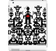 Invaders Crew iPad Case/Skin