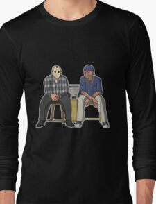 Friday (the 13th) Long Sleeve T-Shirt