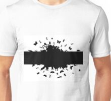 Frame of insects Unisex T-Shirt