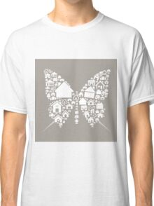 House the butterfly Classic T-Shirt